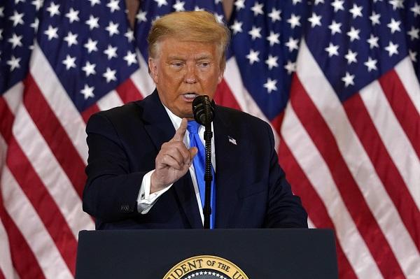 도널드 트럼프 미국 대통령. (사진=AP/연합뉴스)